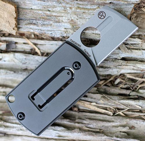 """Spyderco Dog Tag Gen4 C188ALP, 1.18"""" CTS BD1"""