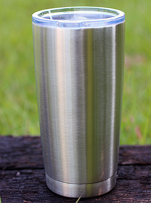 Knifeworks Insulated Cup, 20.0 oz. Stainless Steel