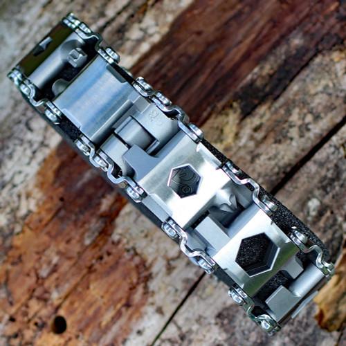 Leatherman Tread LT Stainless Steel 832427, Wearable Tread Multi-Tools