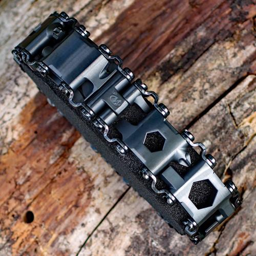 Leatherman Tread LT Black 832428, Wearable Tread Multi-Tools