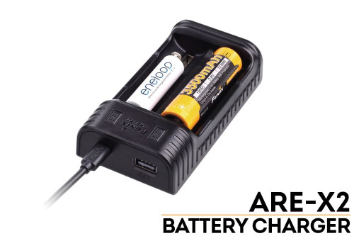 Fenix ARE-X2 2 Dual Chanel Smart Charger