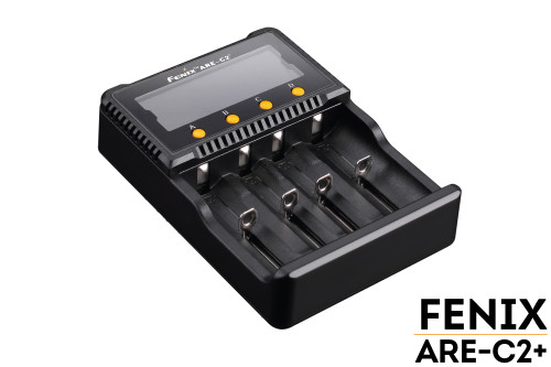 Fenix ARE-C2+ Four Channel Smart Battery Charger CLOSEOUT