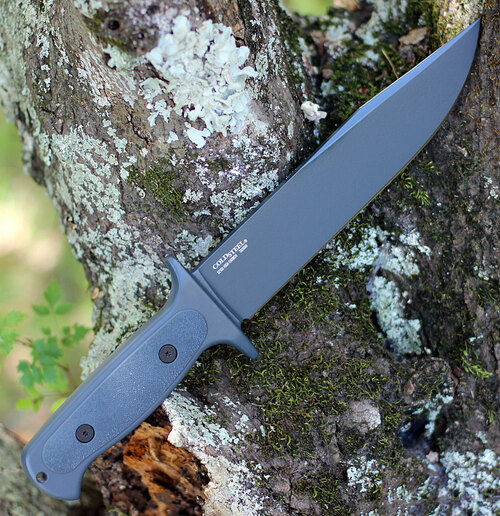 """Cold Steel Drop Forged Survivalist 36MH, 8"""" 52100 High Carbon"""