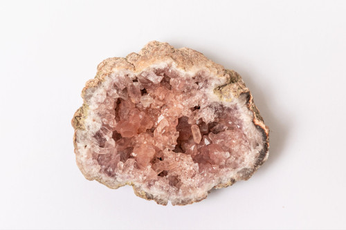 Pink Amethyst Cluster Stone