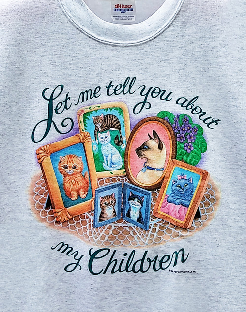 MY CHILDREN TEE ASH 3X