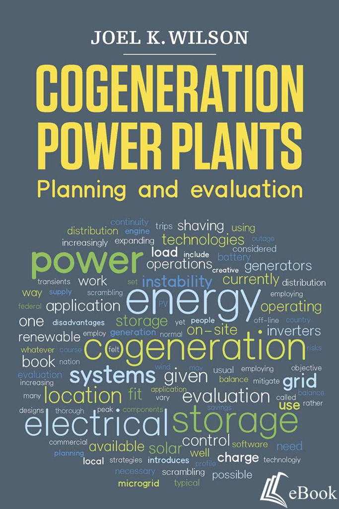 Cogeneration Power Plants: Planning and Evaluation - eBook
