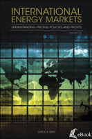 International Energy Markets: Understanding Pricing, Policies, and Profits, 2nd Edition - eBook