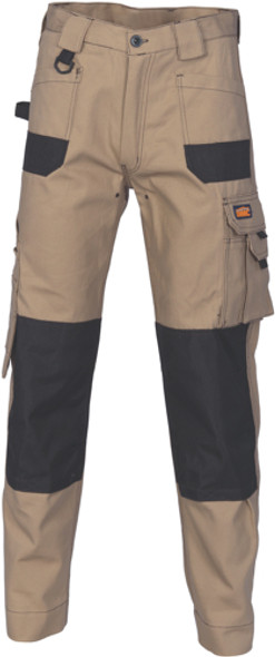 3335 - Duratex Cotton Duck Weave Cargo Pants - knee pads not included