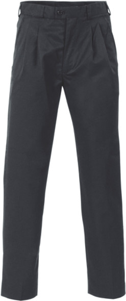 4502 - 275gsm Pleat Front Perm Press Trousers