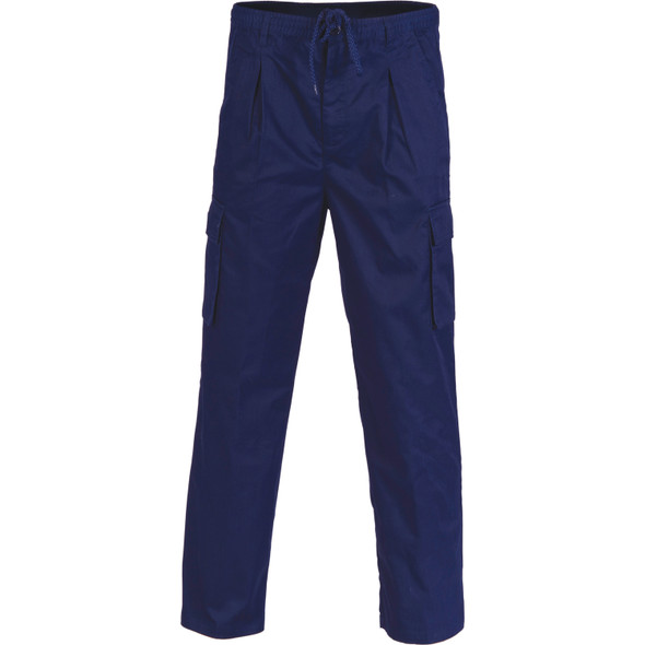 "1504 - Polyester Cotton ""3 in 1"" Cargo Pants"