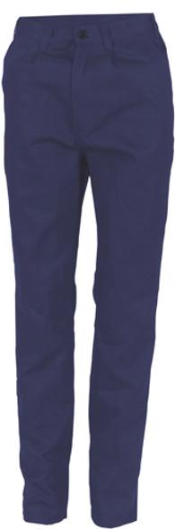 3321 - Ladies Cotton Drill Work Pants