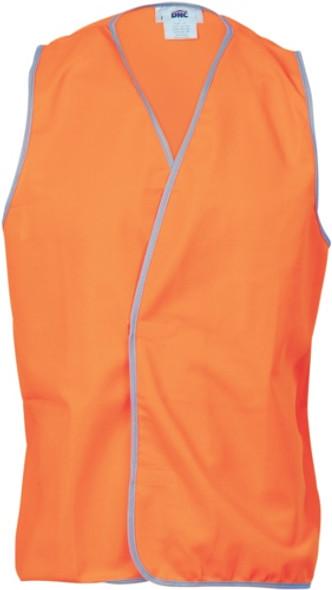 3801 - Daytime HiVis Safety Vest