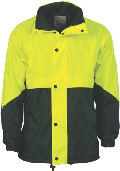 3866 - 300D Polyester/PU HiVis Classic Jacket