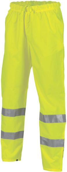 3772 - 200D Polyester/PVC Rain Pants