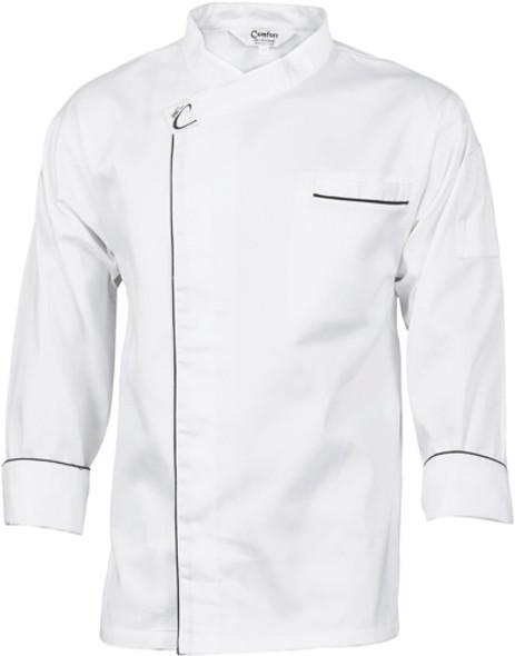 1124 - Cool-Breeze Modern Jacket - Long Sleeve
