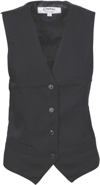 4302 - 275gsm Polyester Ladies Vest
