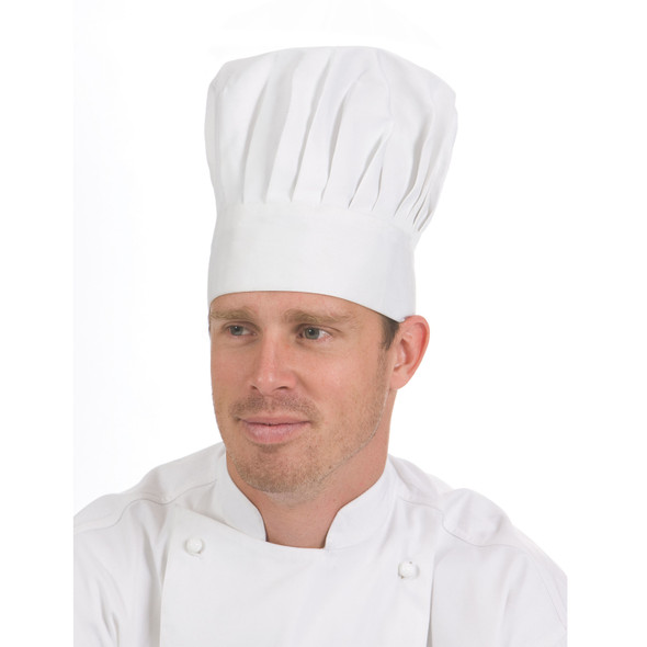 1601 - Traditional Chef Hat