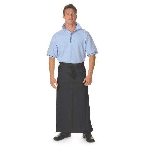 2402 - Cotton Drill Continental Aprons No Pocket