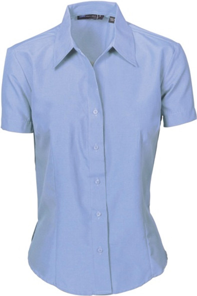 4237 - Polyester Ladies Cool-Breathe Shirt, S/S
