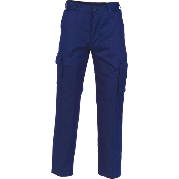 3368 - Ladies Lightweight Drill Cargo pants