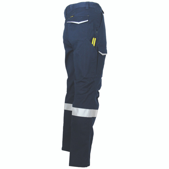 3386 - RipStop Cargo Pants with CSR Reflective Tape
