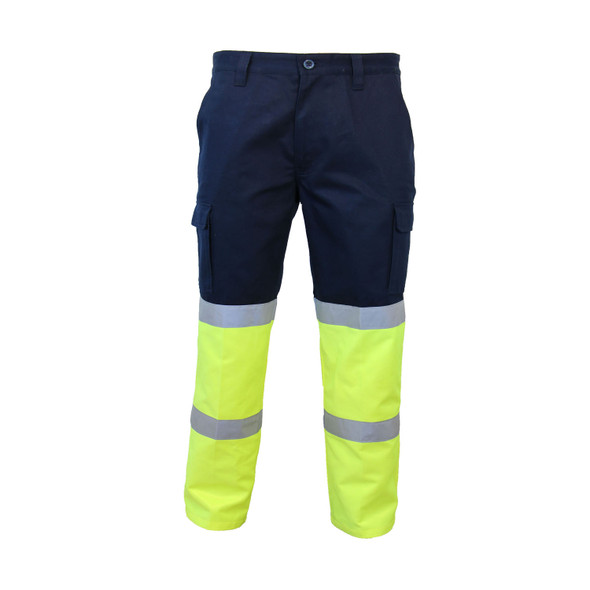 Navy/Hi Vis Yellow