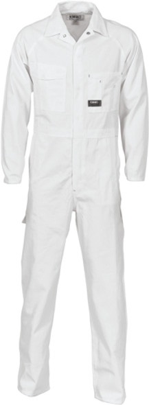 3101 - Cotton Drill Coverall