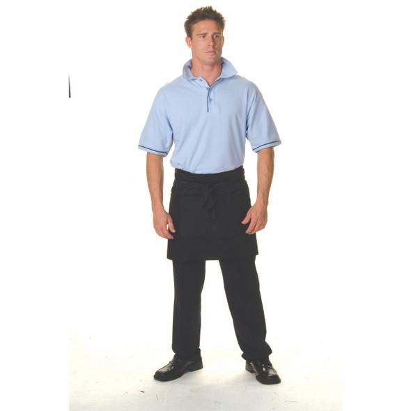 2111D - Short Pocket Apron
