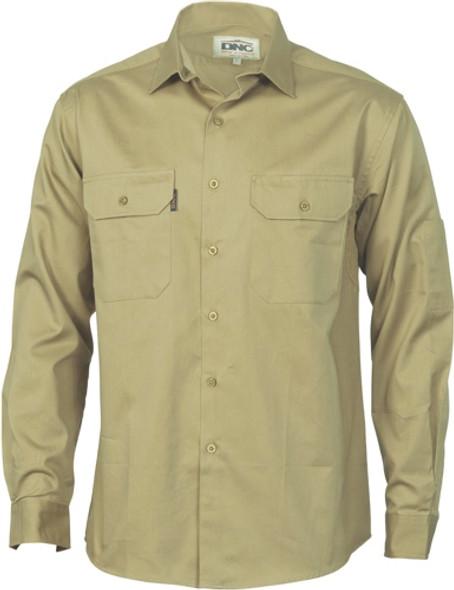 3208 - Cool-Breeze Work Shirt - Long Sleeve