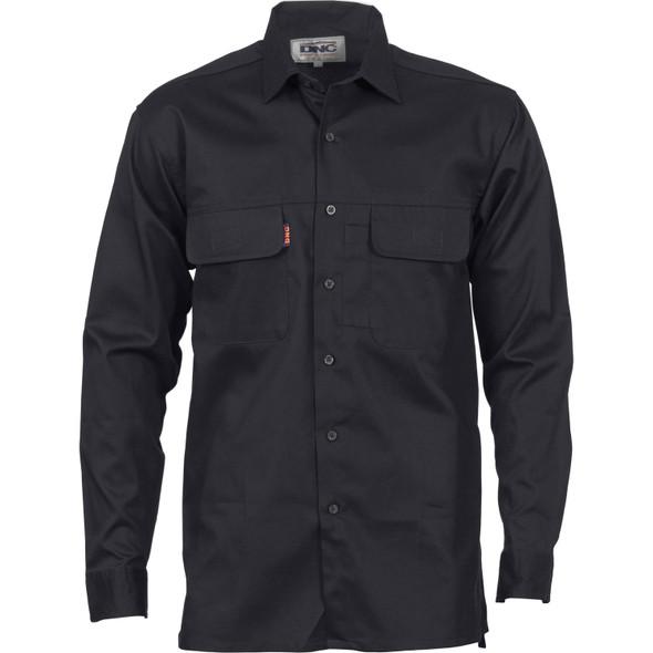 3224 - Three Way Cool Breeze Work Shirt - Long Sleeve
