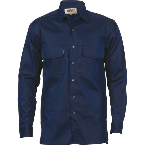 3224 - Three Way Cool Breeze Work Shirt - Long Sleeve