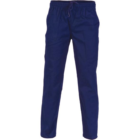 3313 - Drill Elastic Waist Pants