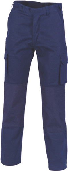 3324 - Cordura Knee Patch Cargo Pants - Pads Not Included