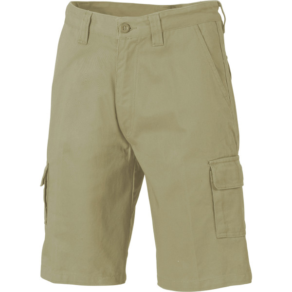 3302 - Cotton Drill Cargo Shorts