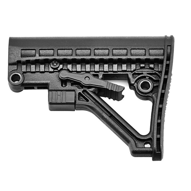 JE Machine Adaptive Skeletonized AR-15 Buttstock
