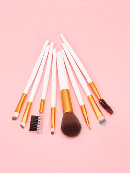 Soft Makeup Brush 8pack A3783