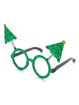 Christmas Tree Sequin Glasses FrameA273