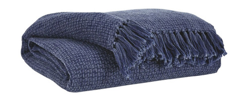 Ashley Yasmin Navy Throw(3/CS)
