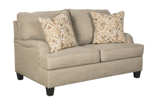 Ashley Almanza Wheat Loveseat