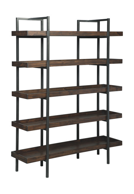 Ashley Starmore Brown Bookcase
