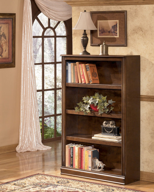 Ashley Hamlyn Medium Brown Medium Bookcase