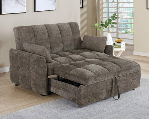Coaster Brown - Sleeper Sofa Bed - 508308