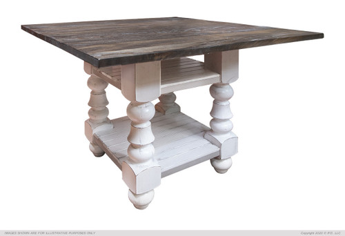 IFD Rock Valley Counter Height Table