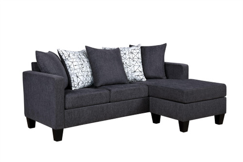 Coaster Grey - Sectional (509080)