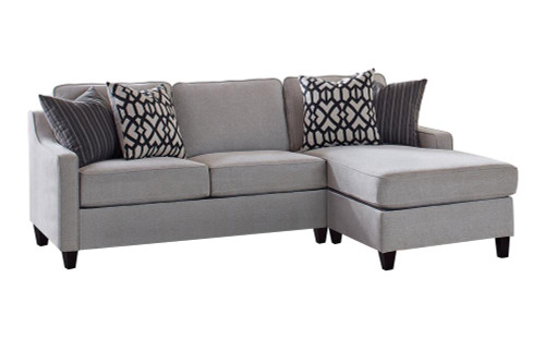 Coaster Grey - Sectional (552030)