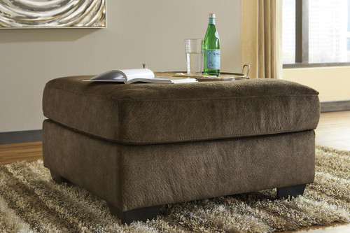 Ashley Accrington Earth Oversized Accent Ottoman