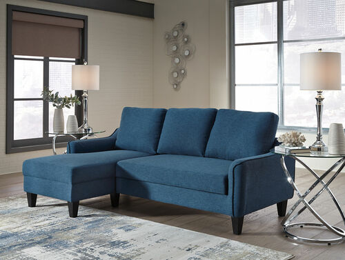 Ashley Jarreau Blue Queen Sofa/Couch Sleeper