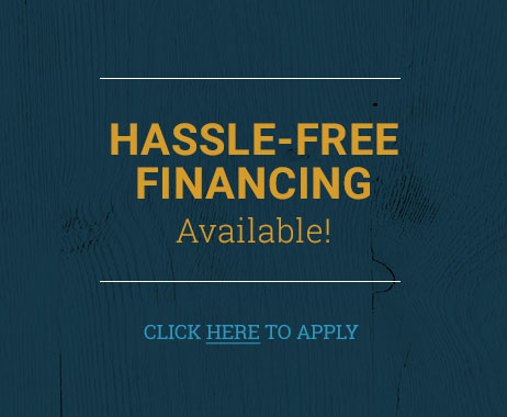 Hassle-Free Financing