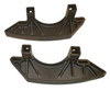 This Recliner Rocker Cam Set Includes the Left Rocker Cam and Right Rocker Cam That Give a Recliner The Rocking Motion. These Cams Are Left and Right Specific. Repair your Recliner Base instead of Replacing it and Save! These Cams mount directly on top of a Recliner Base to Add Rocking Motion.  Contact Customer Service For Additional Information and Bulk Pricing.