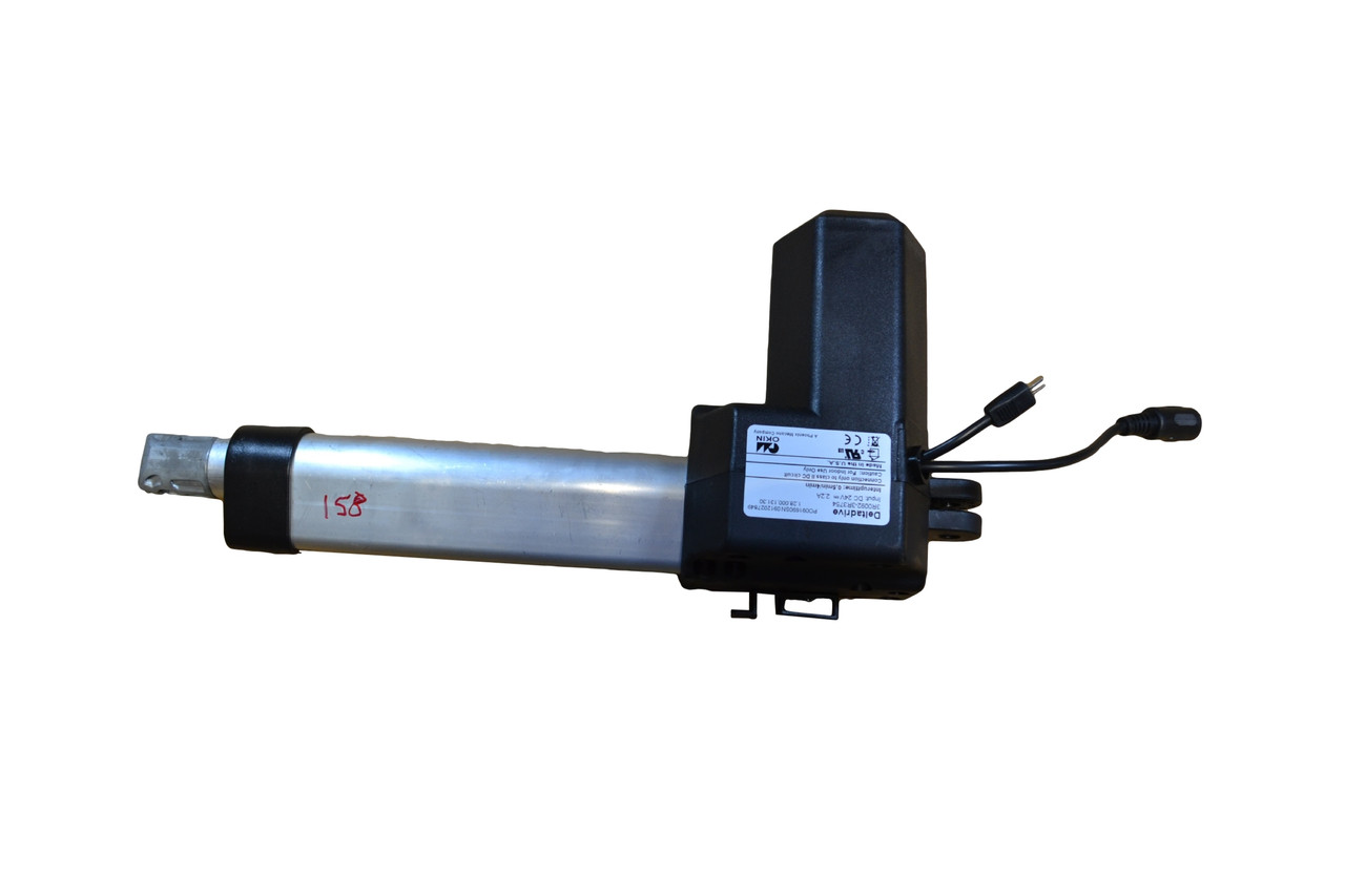Okin DeltaDrive Linear Actuator Motor For Power Recliners and Lift Chairs. This is Okin DeltaDrive Part Number:1.28.000.131.30. This Power Recliner Lift Chair Linear Actuator Motor Will Open and Close The Lift Mechanism of Power Recliner or Lift Chair. Contact Customer Service For Additional Information and Bulk Pricing.